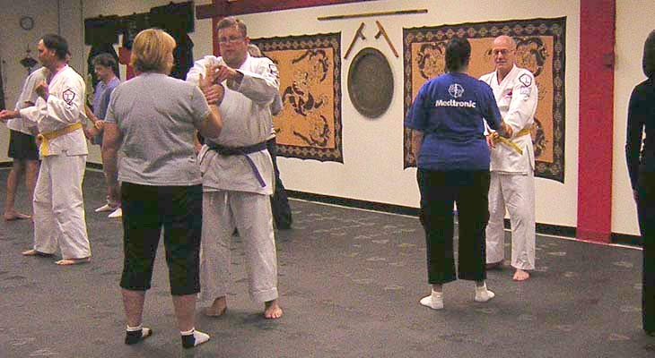 Budo Martial Arts Self-Defense