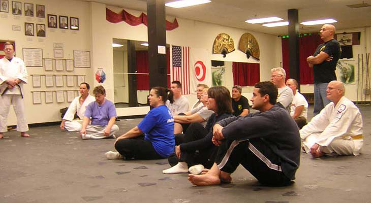 Budo Martial Arts Self-Defense Seminar